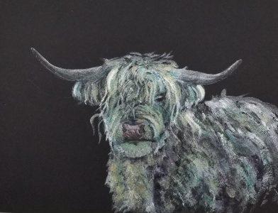 SprinkleIT Long Horn Steer