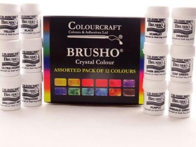 Brusho